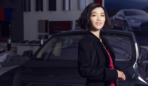 前特斯拉中國總裁吳碧瑄