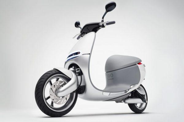 來自台灣的GOGORO SmartScooter電動機車