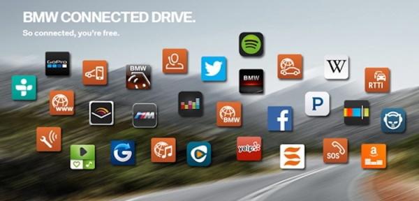 ConnectedDrive Store提供車載APP下載使用