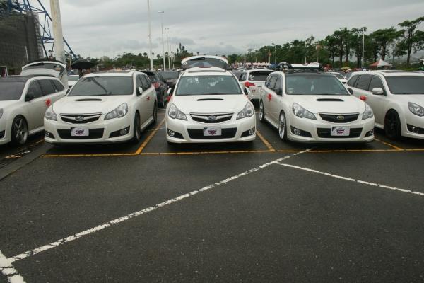 日系旅行車代表SUBARU Legacy旅行車。